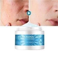 hyaluronic acid moisturizing face cream improve dryness anti wrinkle anti aging whitening cream nourishing repair skin care 25g