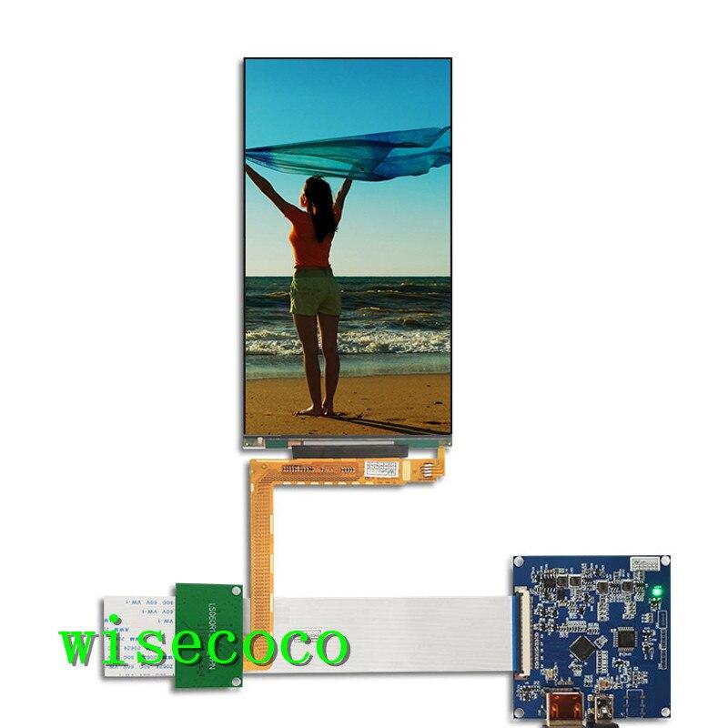 Новый 6 дюймов 2560*1440 2K LS060R1SX01 ЖК-модуль экран VR Виртуальная реальность DIY DLP проектор Комплект SLA 3D принтер монитор 1440P