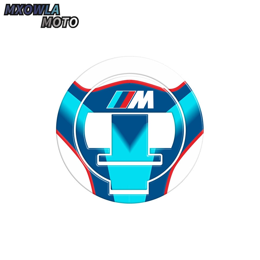 For S1000RR S1000 RR Tank Pad High Quality Gas Cap Pad 3D Resin Black Carbon Brazing Sticker Motorbike Decorative Protector