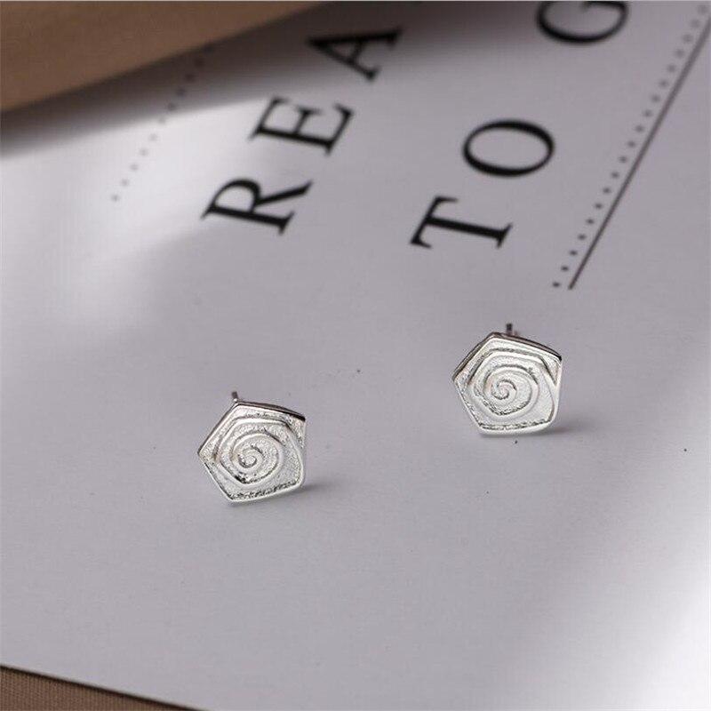 Новые-Модные-Простые-спиральные-ювелирные-изделия-из-стерлингового-серебра-925-пробы-популярные-Геометрические-изысканные-женские-серьги