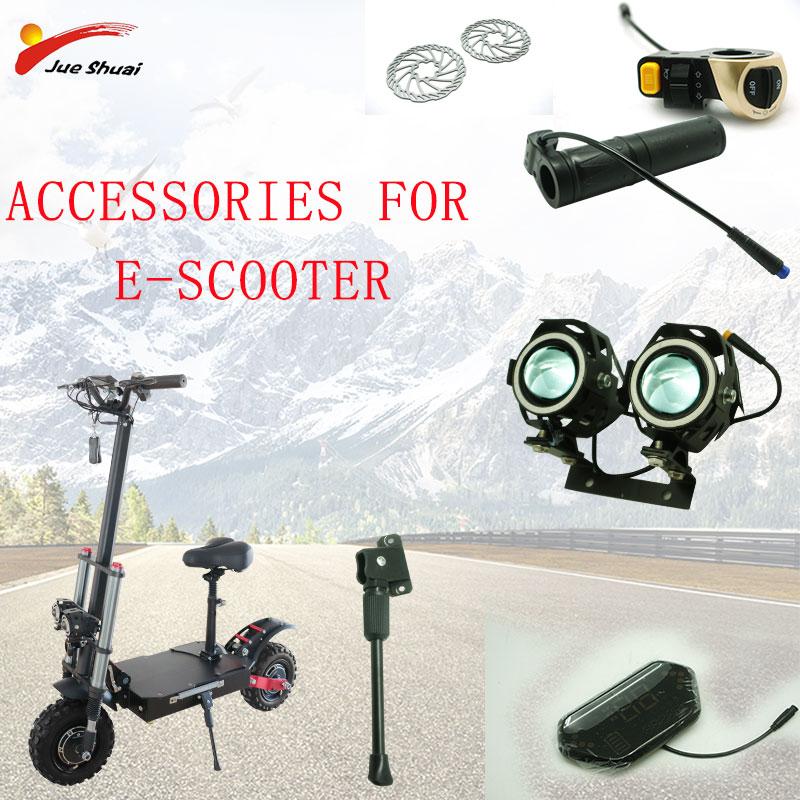 Accesorios para patinete eléctrico, accesorio para Scooter todoterreno de 11 pulgadas, 100km,...