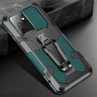 for samsung note 20 ultra case rugged hybrid stand cover samsung galaxy note 10 plus shockproof armor holder covers bumper funda