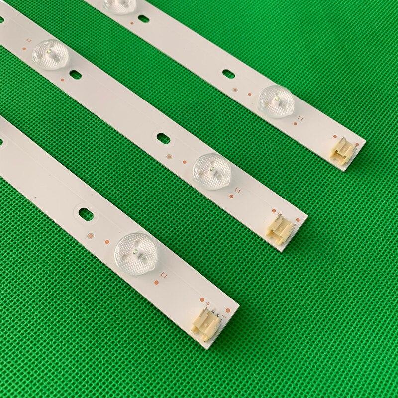 60 PCS New LED backlight strip for TOSHIBA 32l2300 32l230 32L2333 32L2333DG 32W2333D SVT320AE9_REV1.0_121012 LSC320HN03-T01 enlarge