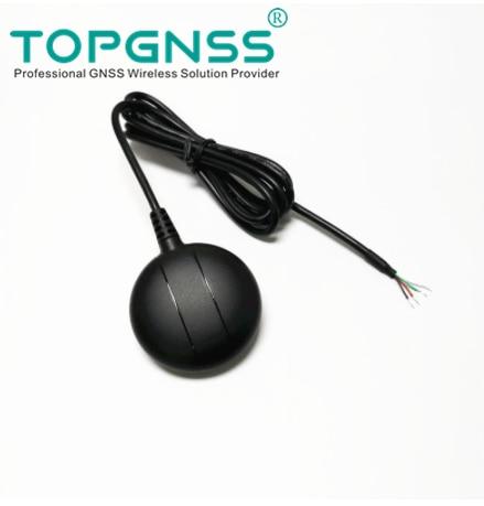 TOPGNSS UART TTL Dual GPS GLONASS receiver FLASH integrada de apoyo NMEA...