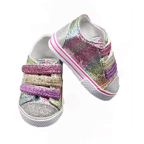 Shine Shoes Doll accessories  fits for American18