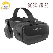 Очки виртуальной реальности Z5 3D VR, интегрированные аудиовизуальные очки VR с черной ручкой