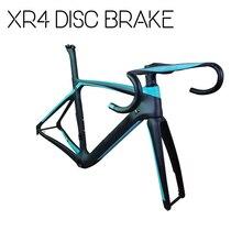Disque XR4 marque Logo T1100 cadre de vélo de route en fibre de carbone 50 m, 53 cm, 55 cm, 57cm avec EMS XDB DPD express gratuit