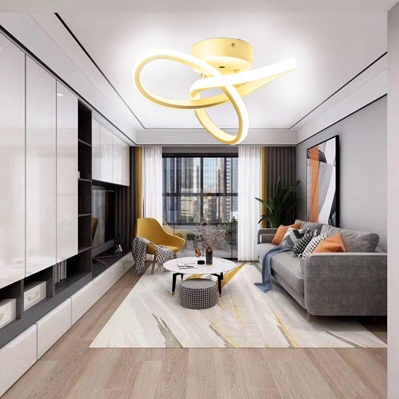 الحد الأدنى الحديثة Led أضواء الثريا المطبخ سقف شنت أضواء الثريا مصباح معلق الإبداعية إضاءة زينة المنزل