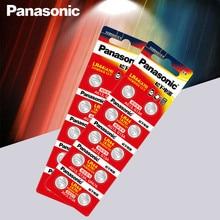 Panasonic 20pc 1.5V Button Cell Battery lr44 Lithium Coin Batteries A76 AG13 G13A LR44 LR1154 357A SR44 100% Original