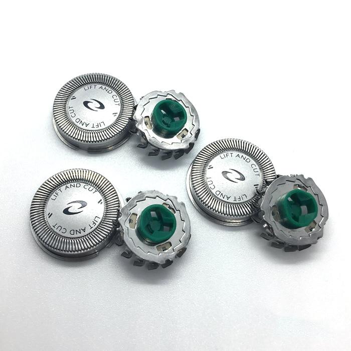 3 uds hoja de afeitar la cabeza para Philips Norelco HQ64 HQ5705 HQ5710 HQ5715 HQ6070 HQ7310 HQ7360 HQ7390 PT710