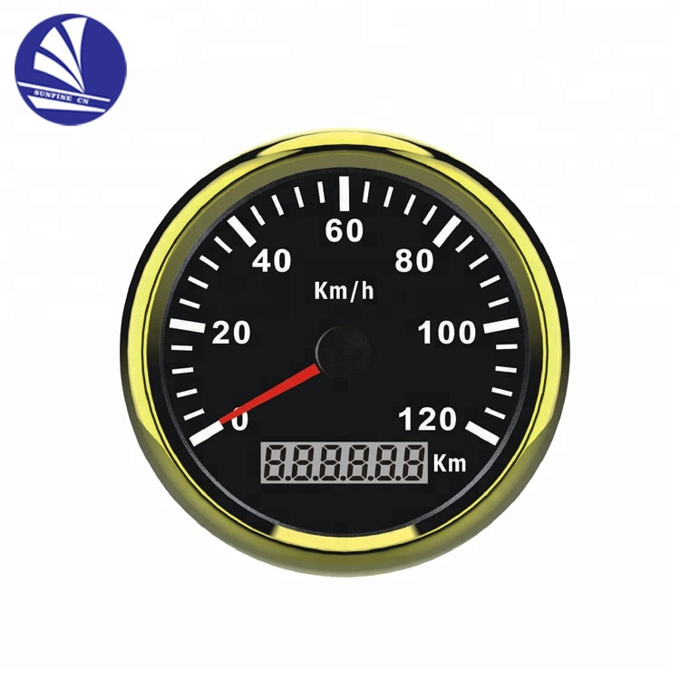 0-120km/h Adjustable 9-32V Universal GPS Speedometer/electric meter/car speed meter  - buy with discount