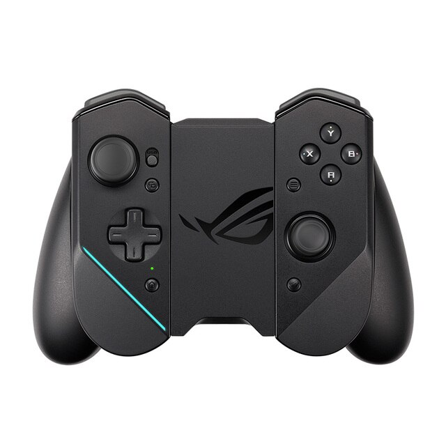 ZS661KSCL Original ROG 5 Kunai 3 Gamepad For ASUS ROG Phone 5 Controller Slide Out Case Gaming Joystick With Game Handle 6
