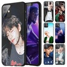 BRICOLAGE pour iPhone XR 5 5s se 6 6s 7 8 Plus X XS Max 11 Pro Max SE 2020 Image mignonne TPU EXO BaekHyun XIUMIN JETER