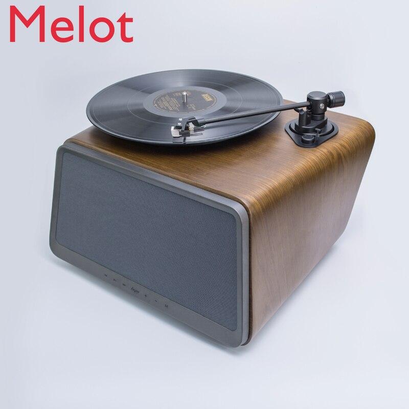 الجوز-مشغل تسجيل الفينيل ، بلوتوث ، ستيريو ، مشغل تسجيل LP ، فونوجراف