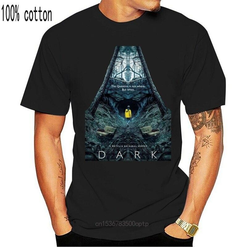 New 2021 DARK NETFLIX TV SHOW T shirt S-2XL