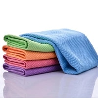 kitchen cleaning cloth microfiber water absorbable cloth wipes table window dish cloth car rags multifunction washing bowl towel