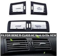 Climatiseur AC pour BENZ W251 2017-R300 R320 R350 R400 R500 06-  Grille daération, centrale droite, pour voiture