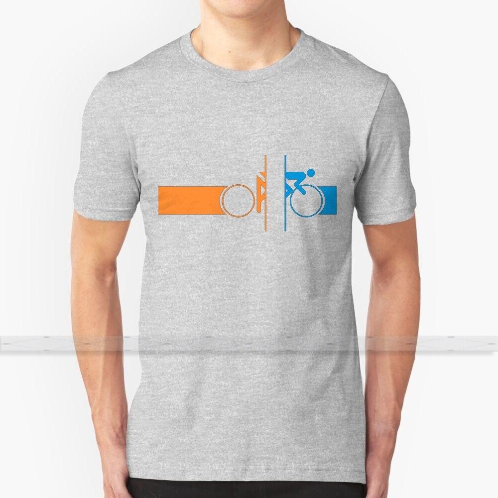 Camiseta con diseño de Portal de rayas para hombre y mujer, camisetas con estampado de 100%, geniales camisetas de algodón, 5xl, 6xl, popular, 100, Top retro más guay