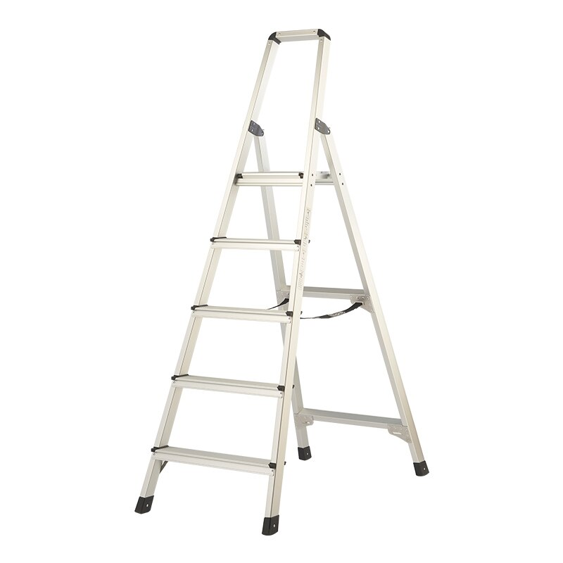 HASEGAWA Step Ladder Aluminium alloy wide pedal European standard ultra-high household step ladder multifunctional