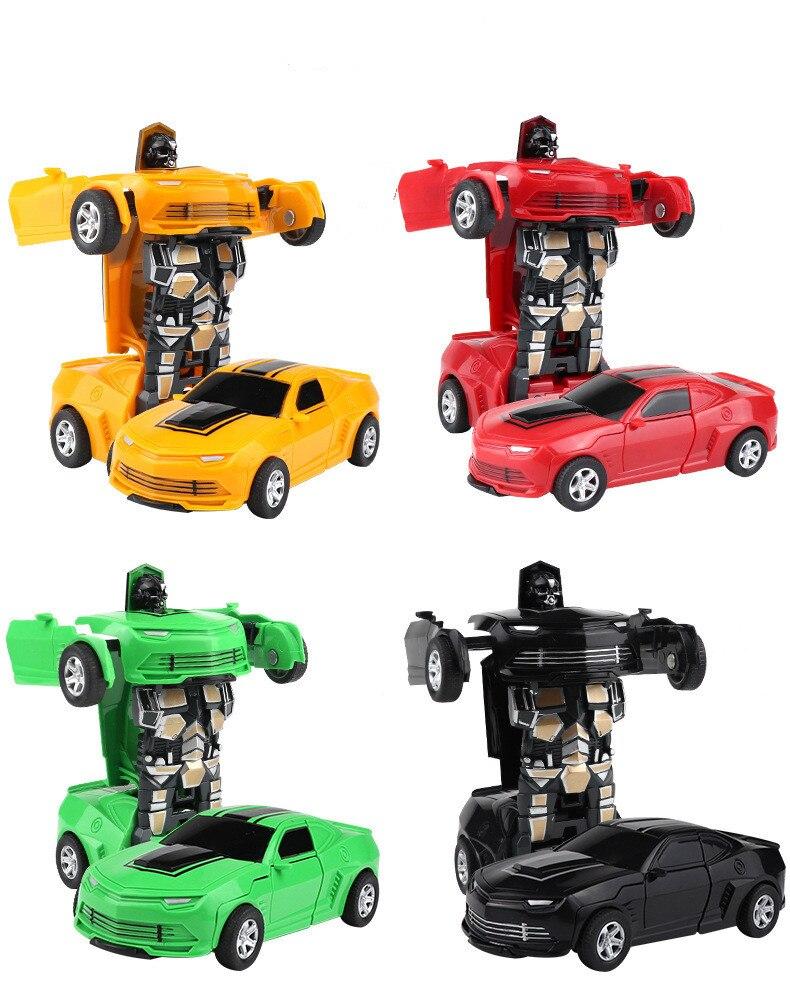 Популярные аварийные Трансформеры autobot для мальчиков и девочек, робот, игрушки для детского сада, заводные игрушки, винтажные игрушки, карус...