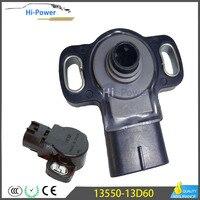 OEM 13550-13D60 Throttle Body Sensor TPS for Suzuki GSX600F GSXR600 GSXR750 GSX750F SV650 Throttle position sensor