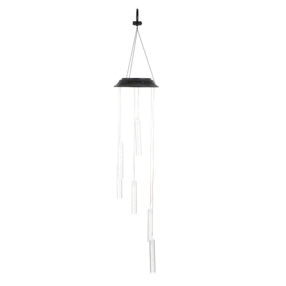Солнечный ветряной колокольчик, подвесной светильник, ночной садовый подвесной светильник eichholtz подвесной светильник emperor