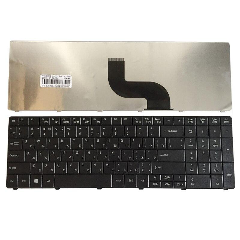 Ruso RU teclado para Acer Aspire E1-732 E1-732G E1-772G E1-772 teclado del ordenador portátil
