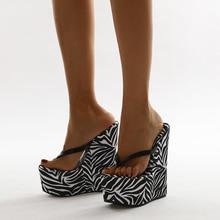 Comfortable Wedge Heels Sandals Shoes Open Toe Women Pumps Shoes Sizes 35-42