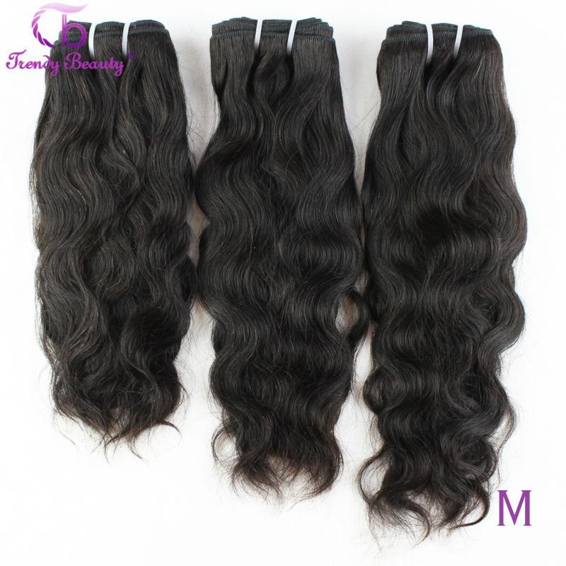 Перуанские натуральные волнистые волосы для наращивания, человеческие волосы, можно купить, 3/4 шт., 8-30 дюймов, волнистые пучки волос, модная ...