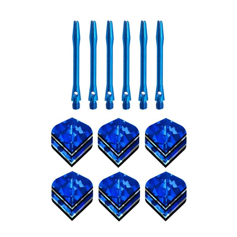 Ejes de dardos de nailon y Popular diseño bonito dardos voladores accesorios de dardos para dardos suaves y de acero 2020
