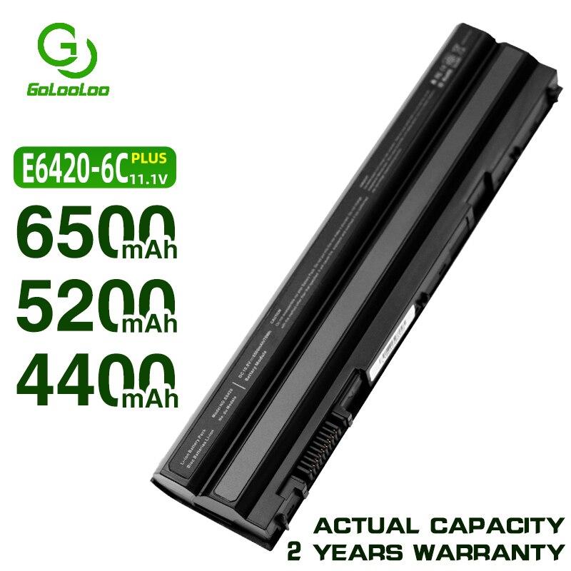 Аккумулятор Golooloo для ноутбука Dell Latitude E5430, E6430, E5520m, e5420, E6120, E6520, E6420, E6530, Vostro 3560, 8858x, T54FJ, 6 ячеек