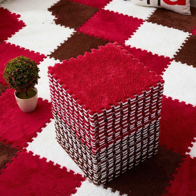 Bedroom Split Joint Down Land Pad Thickening EVA Foam Pad Household Shop Block Down Floor Carpet Kid's Room Floor Cushion