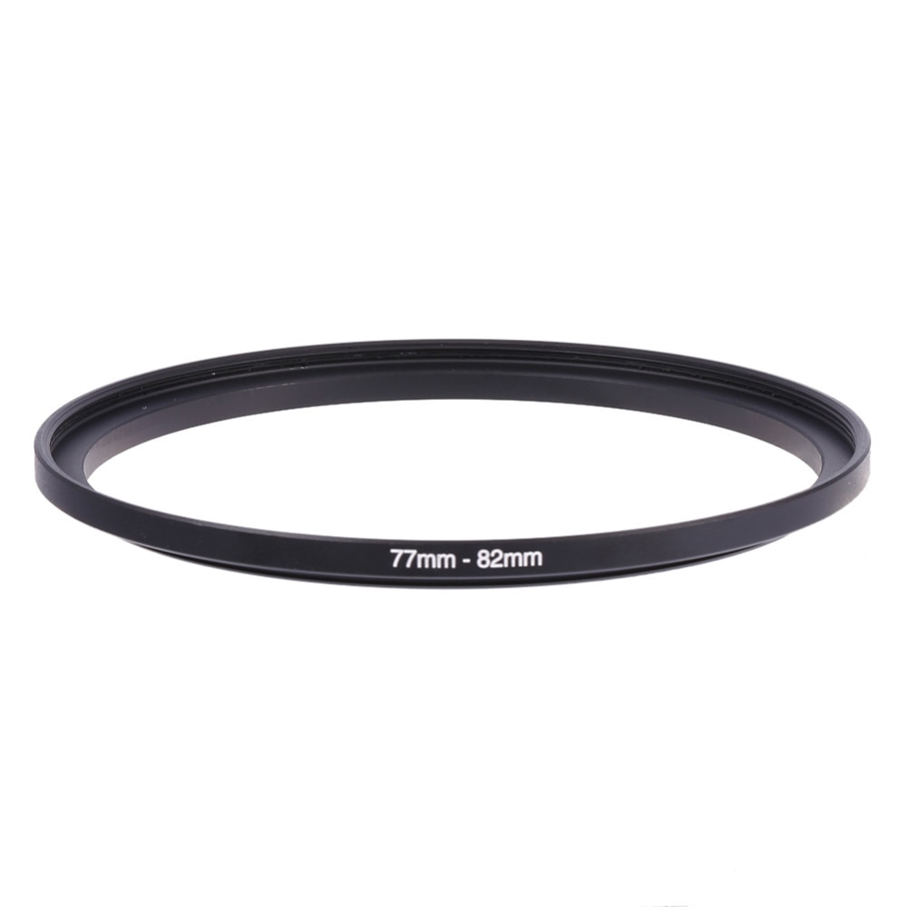 Mettzchrom Filter Step Up Rings Adapter 77mm to 82mm