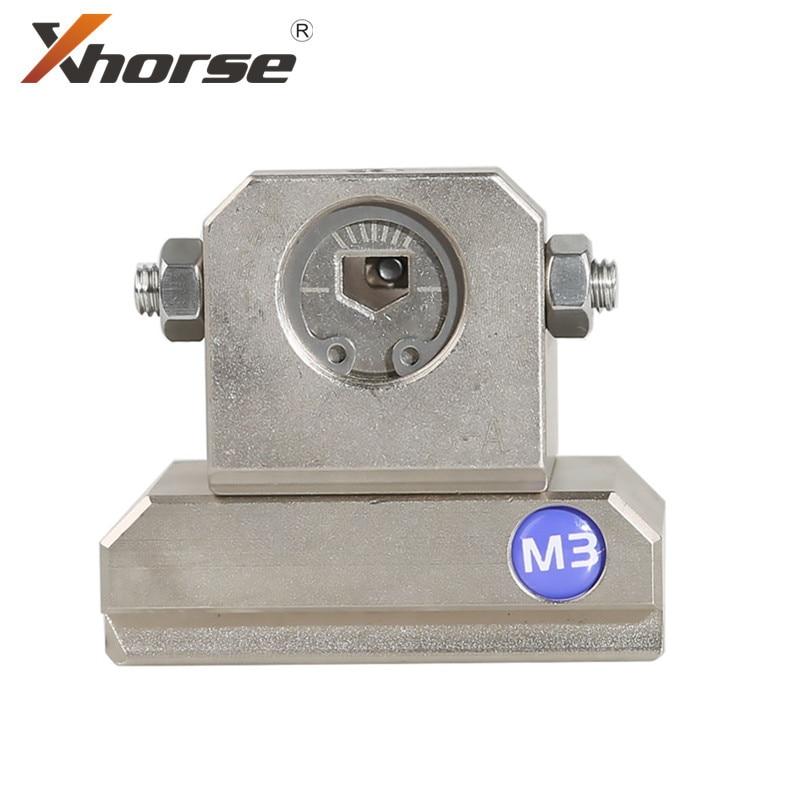 Xhorse M3 крепежный зажим для Ford TIBBE Key Blade работает с CONDOR XC-MINI Master Series