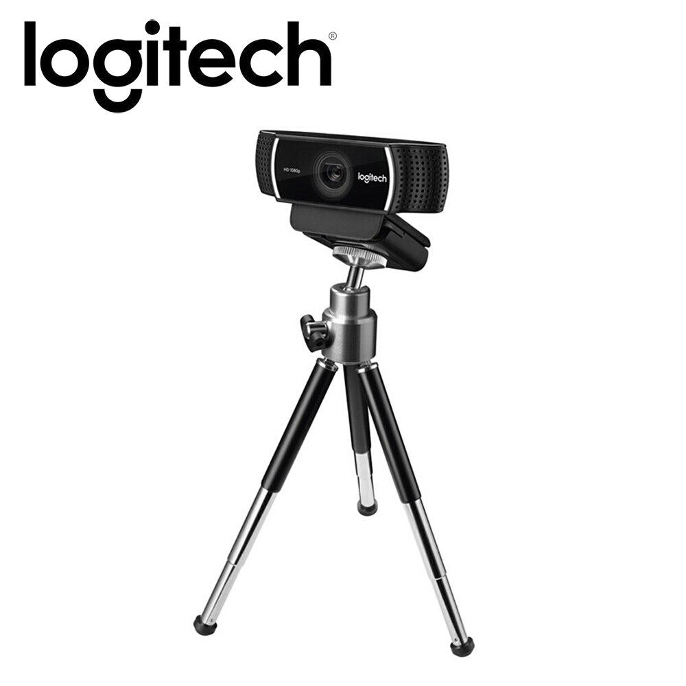 Logitech C922 Pro Autofocus Webcam 1080P 30FPS Full HD Anchor Camera with Tripod HD 720P (60FPS) Streaming Video Web Cam new