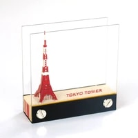 omoshiroi block 3d memo pad cute tokyo tower eiffel tower model sticky notes diy scrapbooking diary notepad valentines day gift