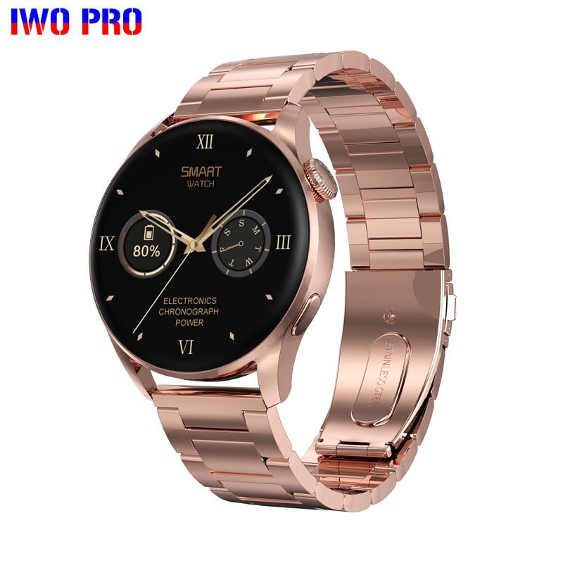 ساعة ذكية DT3 1.36 بوصة IP68 مقاوم للماء ECG PPG معدل ضربات القلب 390*390 HD ساعة يمكنك تصميم واجهتها بنفسك BT دعوة الموسيقى Smartwatch ل Anodrid IOS