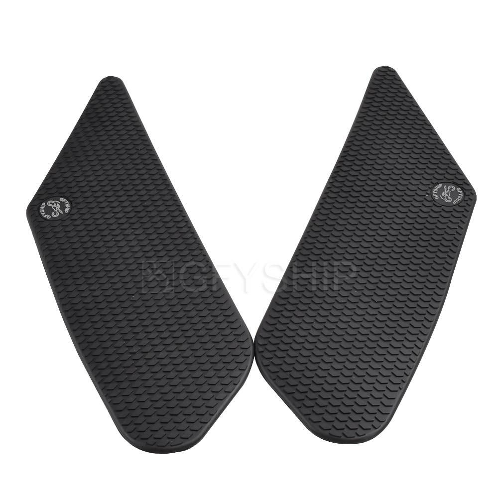 For Suzuki SV 650 2016 2017 2018 2019 2020 SV650 SV 650 Tank Grip Side Decals Motorcycle Anti Slip Tank Pad Stickers