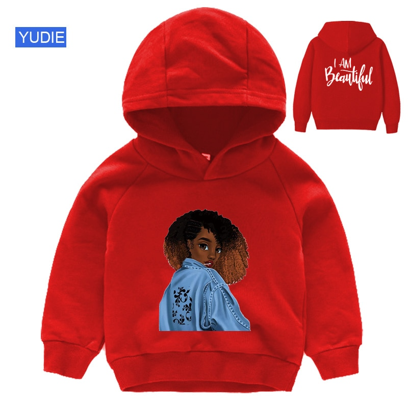 Girls Hoodies Cute Hoodie for Girl Clothing Toddler Clothes Sweatshirts Cotton Kids Hoodies Children Sweater Spring Autumn New