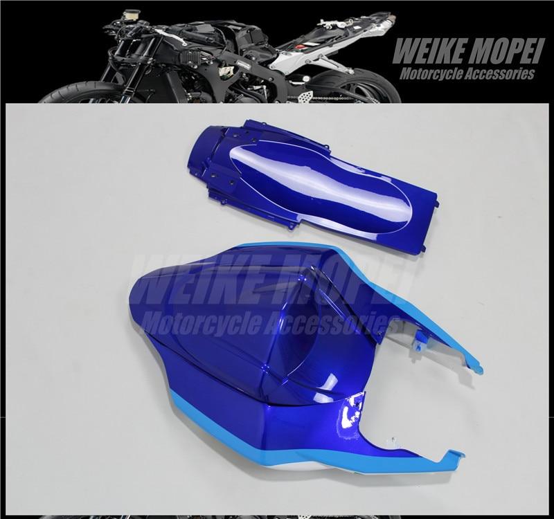 Motocicleta traseira da cauda capa cowl carenagem painel para gsxr1000 GSX-R1000 2007 2008