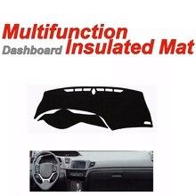 Dashboard Mat Originele Fabriek Vorm Pad Bescherming Cover Tapijt Dashmat Speciale Model Voor Honda Civic 9 Fb Fg FN2 2011 ~ 2015