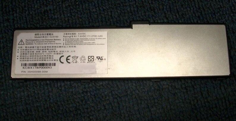 Batería ALLCCX CLIO160 para HTC Shift X9500 con buena calidad