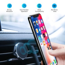 Magnetic Car Phone Holder for iPhone for Xiaomi GPS Table Dashboard Phone Holder Stand Air Vent Moun