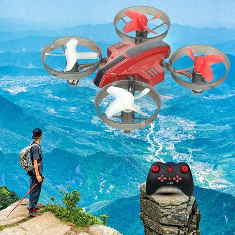Tierra de conducción fuera volar modelo Quadcopter RC 3 en 1 Cielo terrestre modo Remoto aviones no tripulados de Control TN99