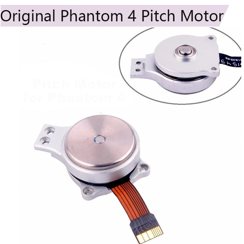 Piezas de reparación de motor de paso Original para DJI Phantom 4 Drone cardán Cámara estabilizador motor reparación Kits accesorios de repuesto