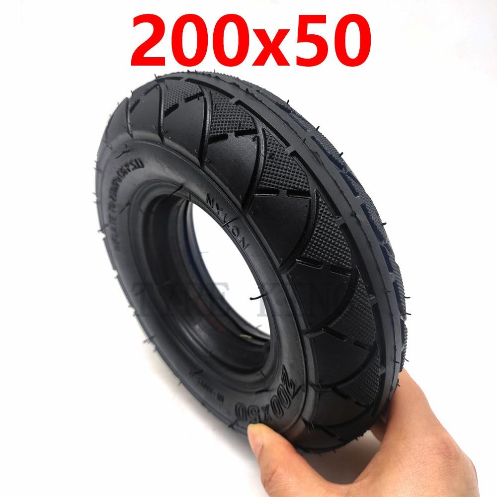 Высококачественная 200x50 утолщенная и непрокалываемая шина 8 дюймов заполненная