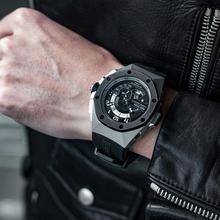 Reef-montre Tiger/RT, montre de Sport de luxe automatique mécanique pour hommes, étanche, RGA92S7