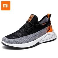 xiaomi lightweight men sneakers fashion men casual shoes breathable men shoes walking sneakers mens tennis mens designer shoes