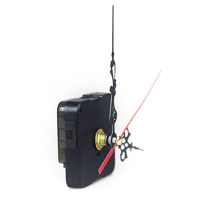 Mute DIY Clock Quartz Watch Clock Mechanism Battery Wall Clock Movement Mechanism Parts Repair Repla