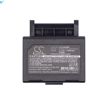 Cameron Sino 1800mAh Battery 074201-004, 203-778-001 for Intermec CN2